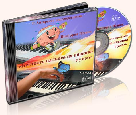 Беглость пальцев на пианино