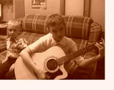 Отзыв на уроки гитары от Александра Рягузова