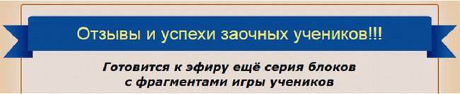 Отзывы учеников Виктории Юдиной